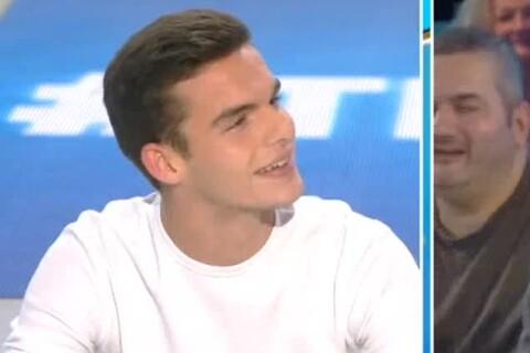TPMP : Capucine Anav craque en direct pour le fils de Benjamin Castaldi