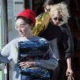 Kristen Stewart et sa compagne St. Vincent font du shopping à Los Feliz le 21 octobre 2016
