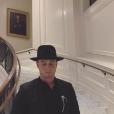 Chet Hanks, jeune papa clean, prend la pose sur Instagram