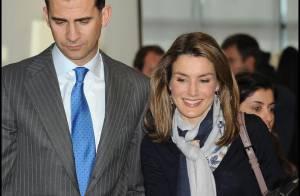 PHOTOS : Letizia d'Espagne est heureuse, elle a retrouvé son premier amour...