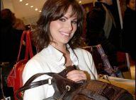 PHOTOS : La superbe Laetitia Bléger a plus d'un tour... dans son sac !