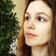 Rachel Bilson a publié un selfie d'elle sans maquillage sur sa page Instagram le 14 décembre 2016
