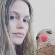 Rachel Bilson a publié un selfie d'elle sans maquillage sur sa page Instagram au mois de décembre 2016