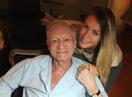 Hugh Hefner : 90 ans, toujours aussi bon vivant à l'approche des fêtes !