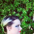 Evan Rachel Wood et son compagnon Zach Villa, tous deux membres du groupe Rebel and a Basketcase.