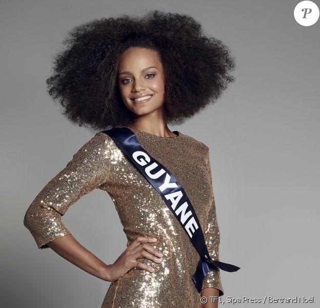 Miss Guyane 2016 : Alicia Aylies.