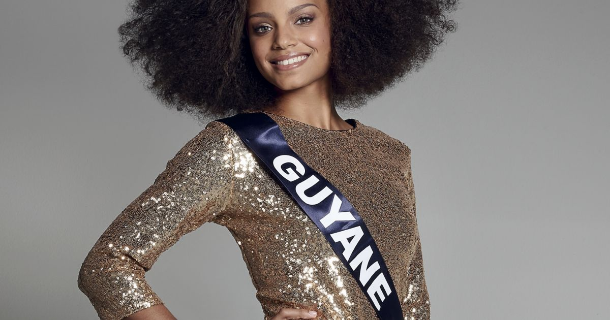 Miss france 2017 alicia aylies au naturel elle est toujours aussi canon purepeople - Miss guyane alicia aylies ...