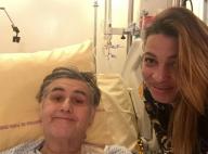 Pierre Ménès en vie grâce à un don d'organe, sa compagne Mélissa bouleversante