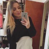 """Alexia Mori (SS7) enceinte et malade : """"Cernes, boutons, rougeurs""""... L'enfer !"""