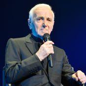 """Charles Aznavour tacle Michel Polnareff : """"J'aurais pu annuler, mais je suis là"""""""