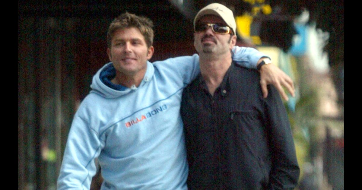 Kenny Goss Died From Aids George Michael K...