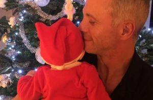 Samuel Etienne : Touchante première photo avec son fils pour Noël