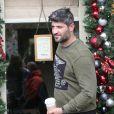 Fadi Fawaz à Goring où se trouve la résidence de George Michael, le 24 décembre 2016.