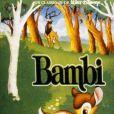 Le film Bambi des studios Disney (1942)
