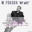 "M. Pokora cartonne avec son album ""My Way""."