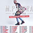 Faxce au succès de sa nouvelle tournée, M. Pokora rajoute de nouvelles dates.