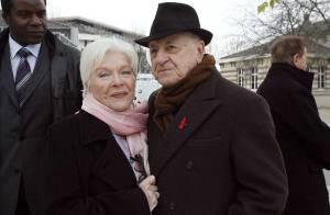 Line Renaud et Pierre Bergé, victimes de la mode... et ils ont une bonne raison !