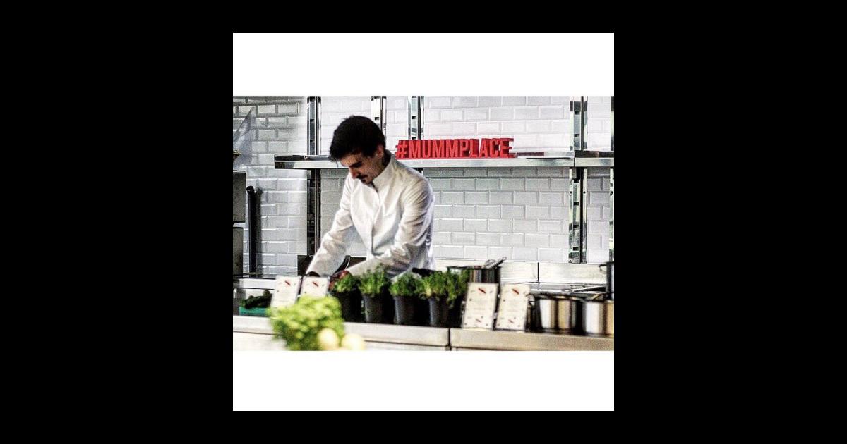 Guillaume sanchez cuisinier dans top chef 2017 for Cuisinier sur tf1