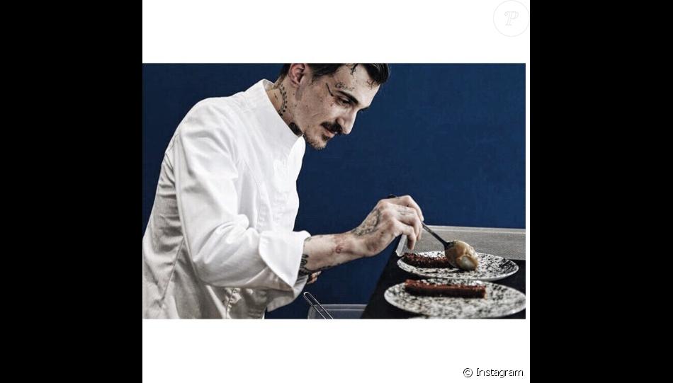 Guillaume sanchez cuisinier de top chef 2017 sur m6 en for Recherche cuisinier