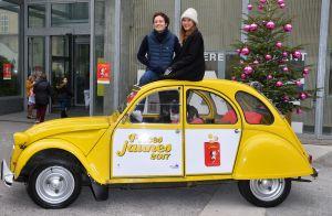 Joyce Jonathan et Vianney lancent les Pièces Jaunes, sans Bernadette Chirac
