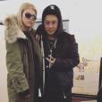 L'artiste JonBoy a tatoué Sofia Richie. Photo publiée sur Instagram le 4 janvier 2016