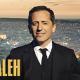 """Gad Elmaleh, host du premier Saturday Night Live français."""