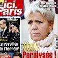 Magazine Ici Paris en kiosques le 28 décembre 2016.