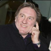EXCLU : Quand Gérard Depardieu retrouve son grand copain John Travolta à Paris, c'est le bonheur !