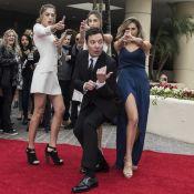 Sylvester Stallone : Ses filles, James Bond girls bombesques avant le grand soir