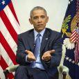 Barack Obama répond à Vox à Washington, le 6 janvier 2017