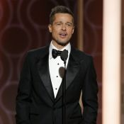 Brad Pitt, inattendu et acclamé aux Golden Globes, parle de pardon et d'amour