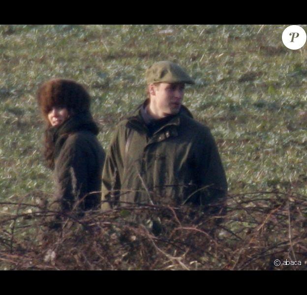 Deux amoureux en pleine partie de chasse