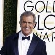 Mel Gibson et sa compagne Rosalind Ross enceinte - La 74ème cérémonie annuelle des Golden Globe Awards à Beverly Hills, le 8 janvier 2017. © Olivier Borde/Bestimage  The 74th Annual Golden Globe Awards held at The Beverly Hilton Hotel in Beverly Hills, California on January 8th, 2017.08/01/2017 - Los Angeles