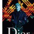 """""""Ernest Klimko - Campagne publicitaire printemps-été 2017 de Dior Homme. Photo de Willy Vanderperre."""""""