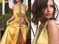 Emily Ratajkowski : Incident mode aux Golden Globes, elle brille malgré tout