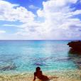 Meghan Markle, compagne du prince Harry, en vacances dans les Îles Turques-et-Caïques en 2015. Photo Instagram.