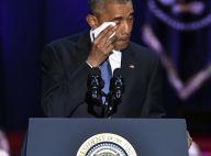 Barack Obama : Adieux émouvants à la présidence, sa fille Sasha absente