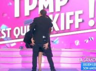 TPMP : Julien Lepers tripoté en direct par son premier amour