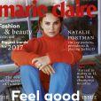 """Natalie Portman en couverture de l'édition américaine du magazine """"Marie Claire"""", février 2017"""