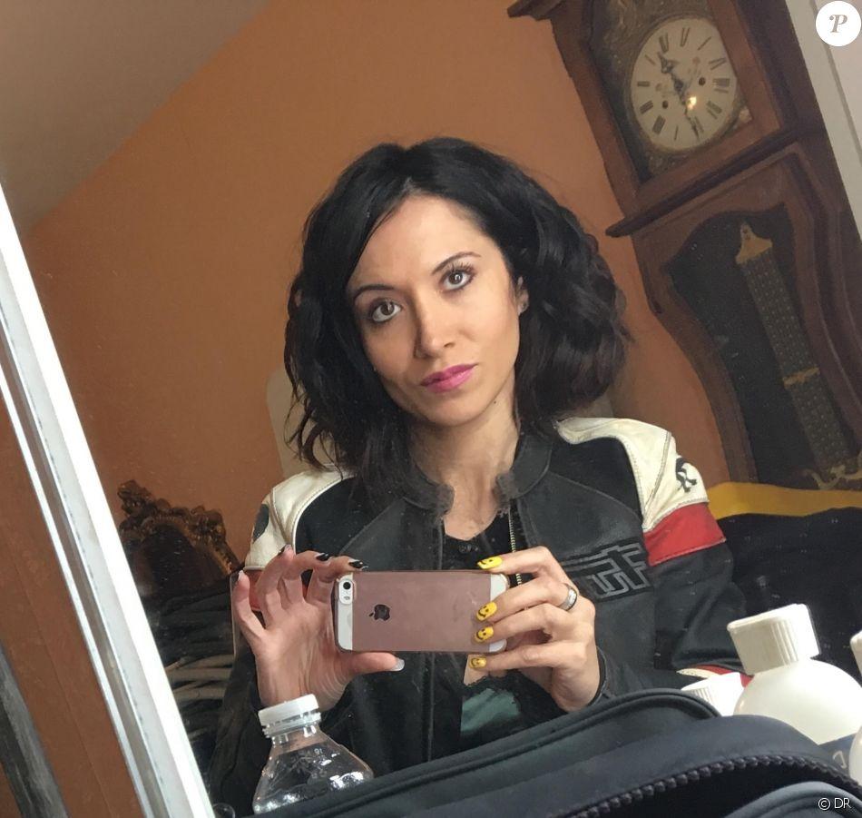 Fabuleux Fabienne Carat change de coiffure et opte pour un style rock ! LS59