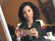 Fabienne Carat change de coiffure et opte pour un style rock !