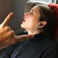 """""""Guillaume Canet et Marion Cotillard entament la promotion de """"Rock'n'Roll"""" le 4 janvier 2017."""""""