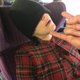"""""""Guillaume Canet continue son Rock N Roll challenge en se moquant de sa chérie Marion Cotillard."""""""