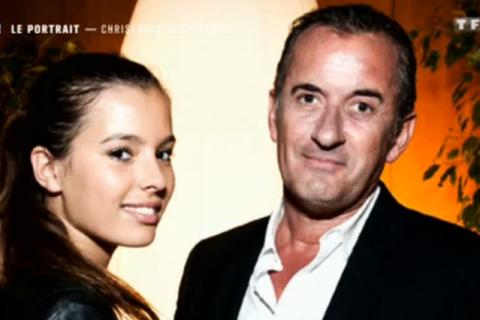 """Christophe Dechavanne, sa fille Ninon : """"Sa maman, elle la voit assez peu"""""""