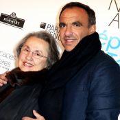 Nikos Aliagas : Vernissage en famille, les parents de Grégory Lemarchal présents