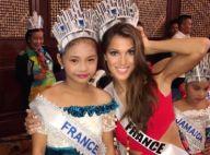Miss Univers 2016 : Iris Mittenaere, divine, prend la pose avec ses concurrentes