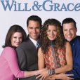 "Le casting de la série ""Will and Grace""."