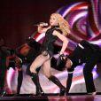 Madonna en concert, et en déséquilibre