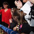La princesse Stéphanie de Monaco - La famille princière de Monaco lors du 41ème Festival International du Cirque de Monte-Carlo, le 21 janvier 2017. © Manuel Vitali/Centre de presse Monaco/Bestimage