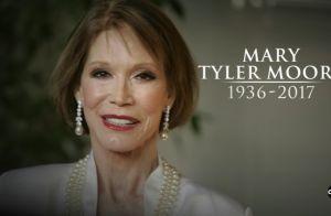 Mary Tyler Moore : Mort de la légende de la télé américaine, les stars touchées